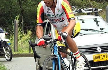Camargo ganó la cronoescalada entre Bello y San Pedro