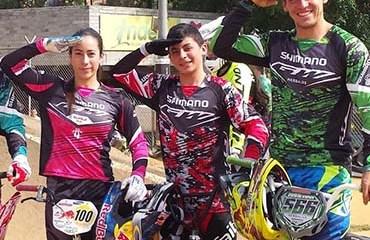 Los medallistas olímpicos Mariana Pajón y Carlos Oquendo defenderán sus títulos nacionales
