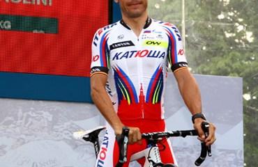 Joaquim Rodríguez, uno de los damnificados de la etapa de este domingo