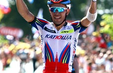 Joaquim 'Purito' Rodríguez esperaba más en el Tour de Francia 2015