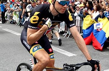 Edvald Boasson Hagen ganador de la segunda etapa