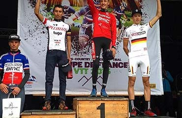 Bernal es uno de los grandes favoritos al título Junior en el próximo mundial de Andorra