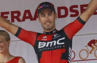 Manuel Quinziato vencedor de la última etapa del Eneco Tour