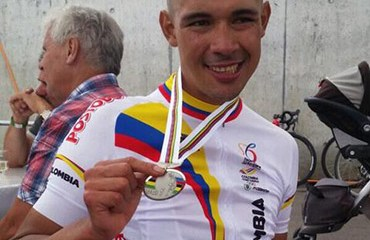Nestor Ayala alcanzó sumó una nueva medalla de plata mundial a su ya amplio palmarés