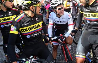 Claudio Corti hace el balance del Team Colombia en la Vuelta a España