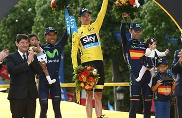 El Tour 2016 será sin duda el gran objetivo del fenomenal escarabajo boyacense Nairo Quintana