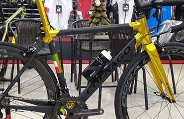 Bicicletas Strongman es uno de los pocos distribuidores autorizados de Colnago en Colombia