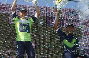 Dayer Quintana, Campeón Tour de San Luis