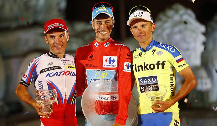 La Vuelta a España 2016 será presentada este sábado en Santiago de Compostela