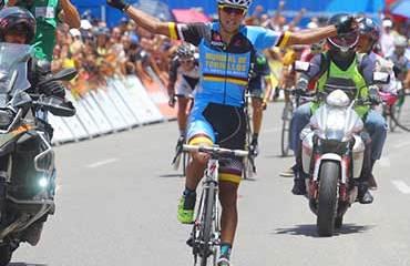Alejandro Serna, por el protagonismo en Campeonato Nacional de Ruta en Boyacá