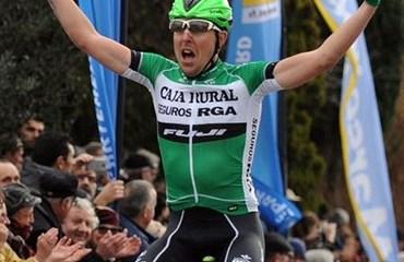 Madrazo ganó la cuarta etapa de la prueba francesa