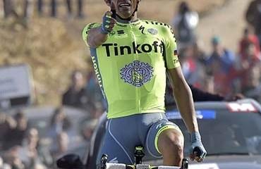 Contador será uno de los máximos favoritos para la ya próxima ronda catalana