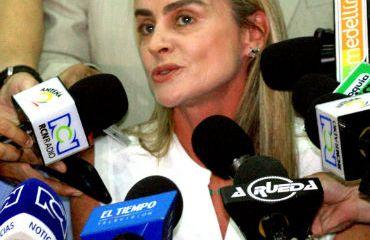 Maria Luisa Calle en declaraciones por suspensión de UCI