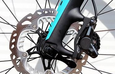 El Freno de Disco entró en periodo de prueba por parte de la UCI en la presente temporada