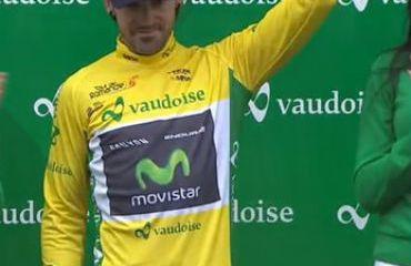 Ion Izagirre, el líder del Tour de Romandía