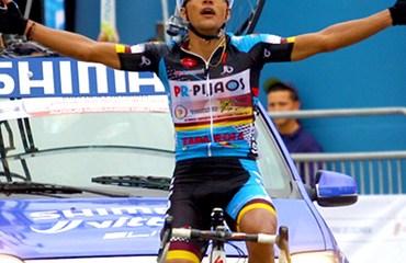 Alejandro Serna buscará el título de la Vuelta a Colombia