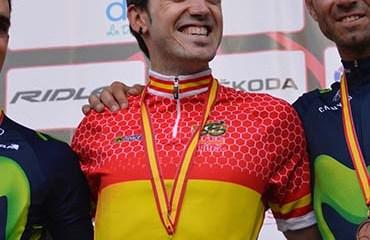 Izaguirre consiguió el título nacional de CRI en el país que comanda el Ranking WT por naciones de la UCI