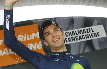 Jesús Herrada ganó segunda etapa de Critérium du Dauphine