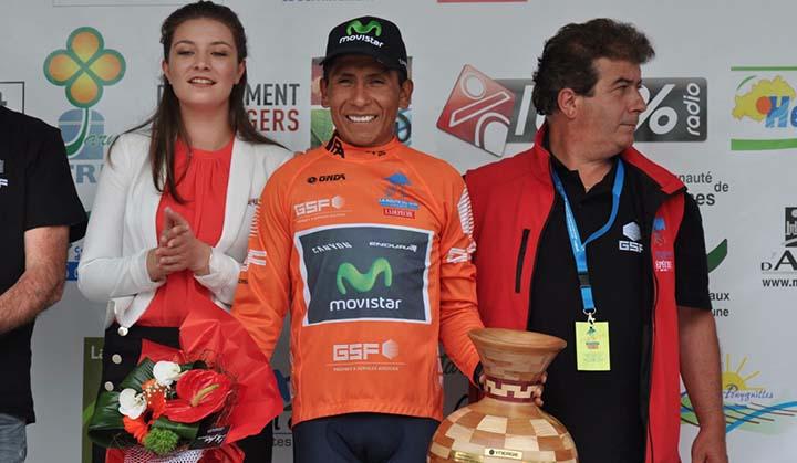 Nairo Quintana se proclamó campeón de la Ruta del Sur a menos de dos semanas del inicio del Tour de Francia