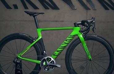 CANYON dotará a sus ciclistas olímpicos con una edición conmemorativa de Aeroad y Ultimate CF SLX