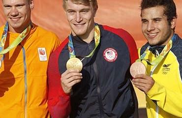 Carlos Ramírez consiguió una espectacular medalla de bronce el pasado viernes en los JJOO Río de Janeiro 2016