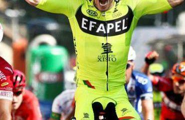 Daniel Mestre ganador de novena etapa de Vuelta a Portugal