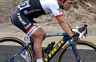 Julian Arredondo, no terminó la carrera