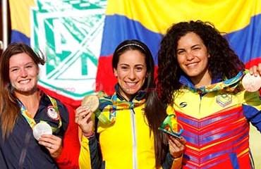 """""""El Pollo"""" Germán Medina ha sido el principal artifice de las cuatro medallas olímpicas que ostenta Colombia en BMX"""
