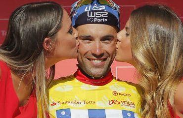 Rui Vinhas, el nuevo campeón de la Vuelta a Portugal