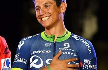 """""""Chavito"""" apunta en los próximos años a dar el paso hasta lo mas alto del podio en las tres grandes vueltas"""