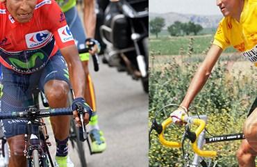 Lucho Herrera, el primer colombiano en ganar la Vuelta a España en 1987