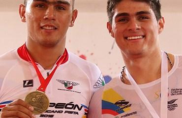 Puerta y Ramírez dominaron el podio de la Velocidad panamericana (Foto©FCC)