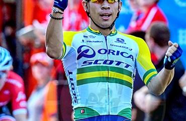 Caleb Ewan, el gran vencedor