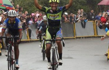 Jackson Rodríguez se impuso en una jornada marcada por el mal tiempo