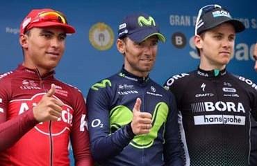 Restrepo siguió brillando en el inicio de la temporada tras ser Campeón Sub 23 del Tour Down Under