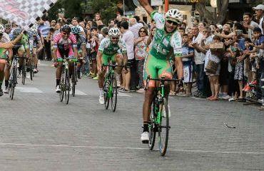 Juan Pablo Dotti ganador de segunda etapa de Vuelta a Mendoza