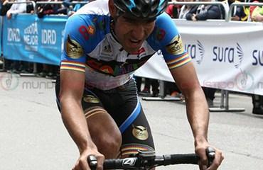 Omar Mendoza volverá este domingo a carreteras europeas con el Equipo Bolivia