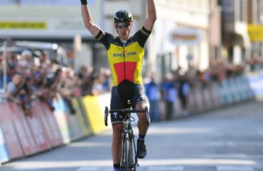 Philippe Gilbert, el nuevo campeón