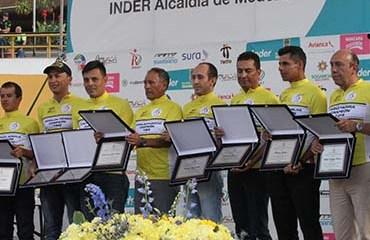 La Vuelta de la Juventud 50 años fue presentada en una bonita ceremonia