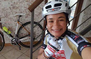 Ana Sanabria, una de las colombianas en La Course by Le Tour de France