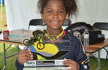 Guadalupe Palacios se proclamó Campeona Mundial de la categoría Challenge (8 Años)