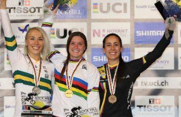 Mariana Pajón, en destacada actuación medalla de Bronce en Mundial de BMX