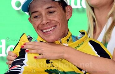 """""""Superman"""" López demostró este domingo que sus lesiones son cosa del pasado en el inicio del Tour de Austria"""