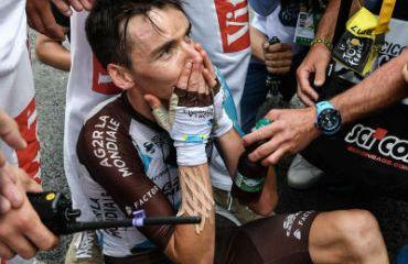 Romain Bardet quiere terminar en el podio del Tour de Francia