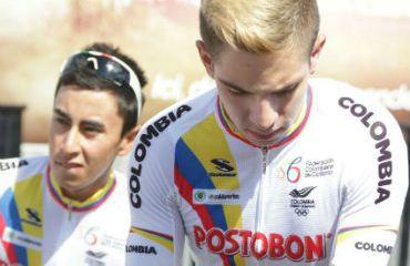 Álvaro Hodeg este domingo fue segundo en la tercera etapa