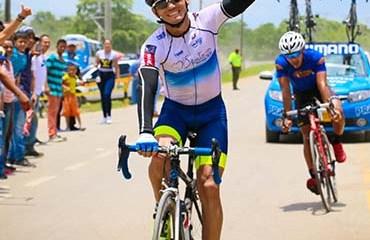 Salgado fue el vencedor de la 2da etapa de la ronda cordobesa y es nuevo líder