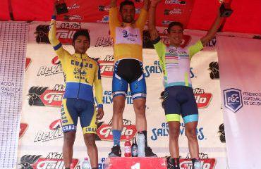 Colombiano Yeison-Rincon, Campeón de Vuelta Sub-23 a Guatemala