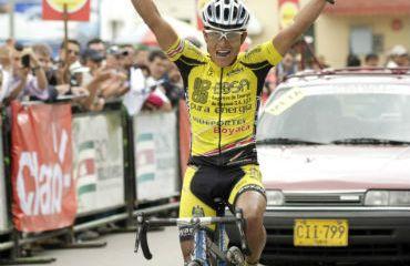 Jair Perez, uno de los dos colombianos en la Jelajah de Malaysia