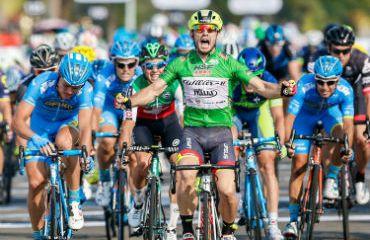 Jakub Mareczko, nuevo líder de Tour de Hainann en la China