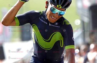 Nairo Quintana encabezará la presentación del Movistar 2018 este jueves 14 de diciembre en Madrid